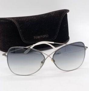 Tom Ford Colette TF250 Blue Sunglasses